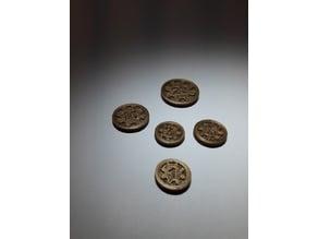 Game Coins - Gear Set