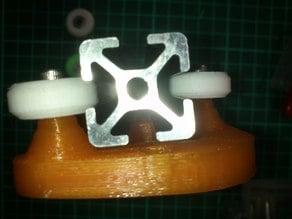 Kossel 2020 flex printed  roller
