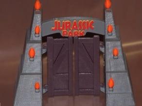 Jurassic Park Gate Remix-Remix