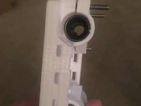 HyperCube LM8UU Bearing Clamp