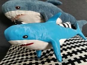 Shark - Ikea's Blåhaj (multi material)