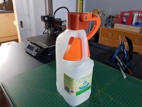 Milk carton lock 2 litres
