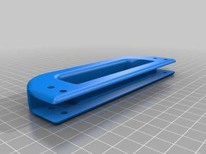 Longboard / e-skateboard handle