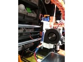 Anet A8 otpical Z Probe Bowden Mount MIX
