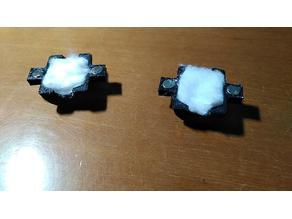 Magnetic filament filter