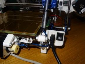 RepRap Power Switch Upgrade (Huxley)