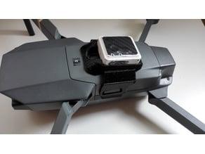 RF-V16 support for Mavic Pro on battery