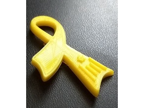 Freedom for catalan political prisoners yellow ribbon