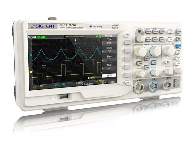Building A Oscilloscope : Make a digital oscilloscope via arduino by james seeed