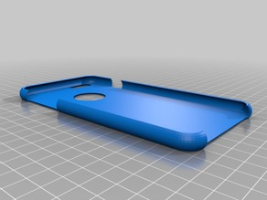 iPhone 6+ case - CAD files included