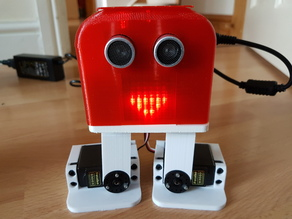 Tito biped robot PLUS
