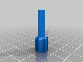 audio casette winder/drill