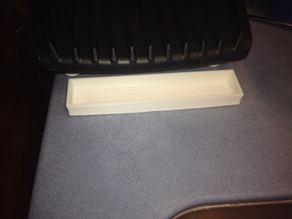 Grease catcher for George Foreman grill