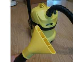 Nozzle for washing vacuum cleaner 35mm