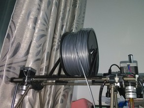 Filament holder