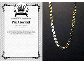 [ chain necklace ]