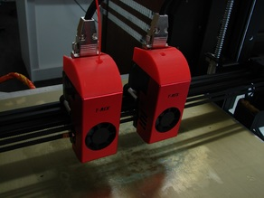 Formbot Extruder Top Covers