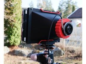 "5x7"" Point & shoot 150mm Large format camera (lightweight)"