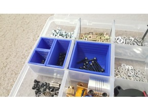Storage Box Bins
