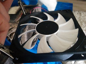 PC 120mm fan fix