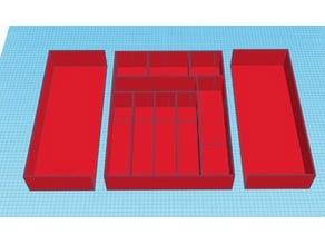 Modular Silverware Tray