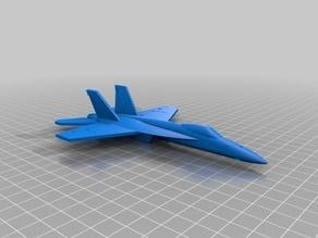 remix F-18 Fighter Jet