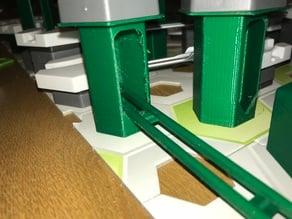 GraviTrax compatible piers
