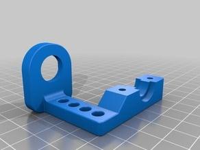 Bowden extruder inductance sensor mount