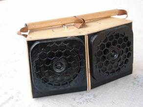 """5-1/4"""" (130mm) Speaker grill"""