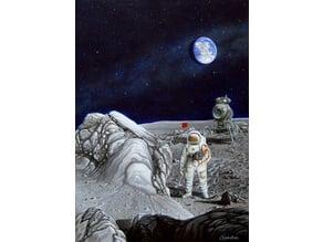 soviet lunar spacesuit Krechet-94