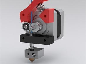 QU-BD Extruder Modifications