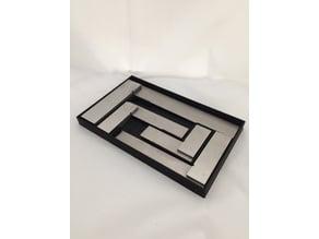 Try Square Set Holder