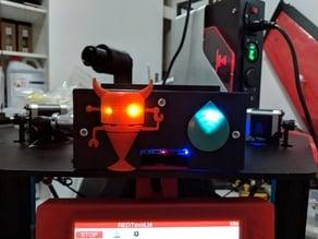 Duet Wifi Face Plate for Tevo Little Monster