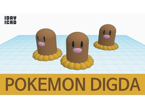 [1DAY_1CAD] POKEMON DIGDA