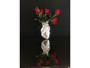 Heart Vase for flowers