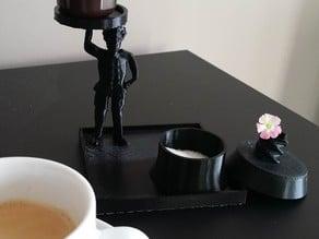 Coffee and Tea Butler