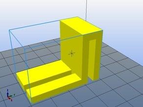 Craft-A-Bot motor mount 2