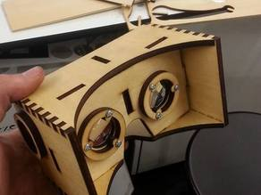 Goggle plywood