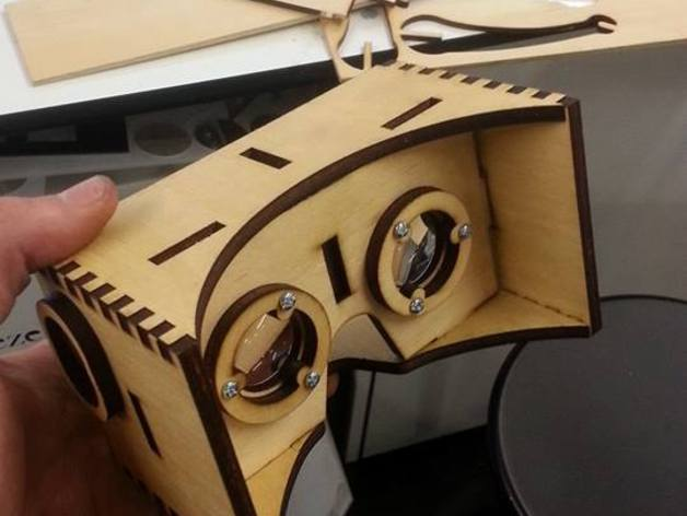 goggle plywood by markransley thingiverse. Black Bedroom Furniture Sets. Home Design Ideas