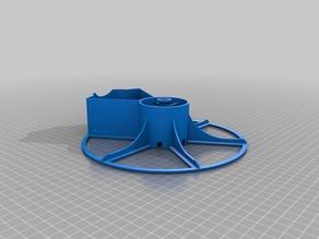 Hatchbox filament reel drawers