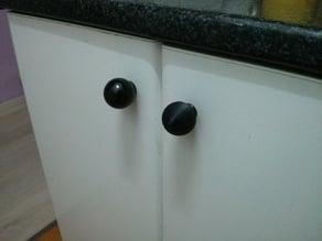 kitchen cabinet door knob