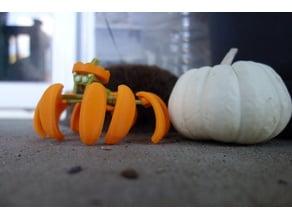 Spectacular Spider Pumpkin