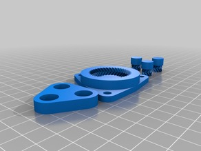 My Customized planetary gearbox