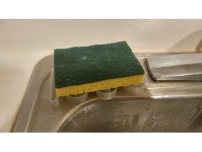 Vase Mode Sponge or Soap Holder
