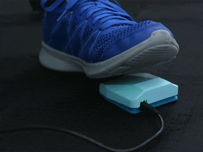 USB Foot Switch Controller