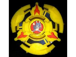 Kid/Master Dragoon (Complete Beyblade)