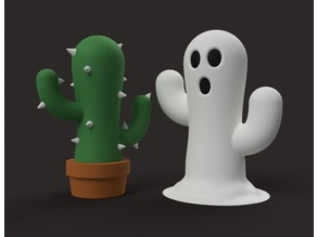 Cactus Ghost