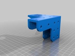 Modified R_Z_Top bracket & L_Z Top bracket - Dual Z