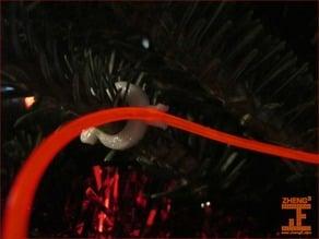 EL Wire Christmas Tree Clip