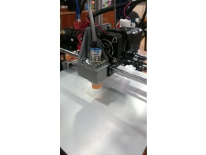 Anet A6 Autolevel Front Sensor Support 18mm